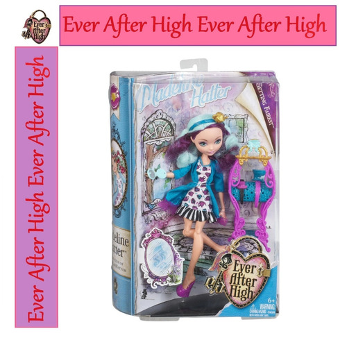ever after high madeline hatter getting fairest mattel 2013