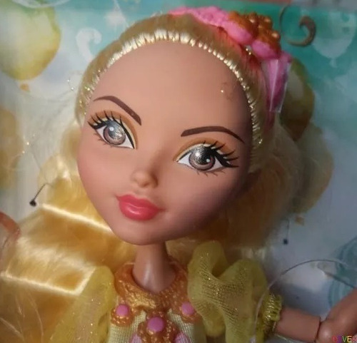 ever after high rosabella birthday aroma doce cod. branco