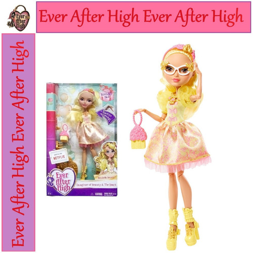 ever after high rosabella birthday com aroma adocicado