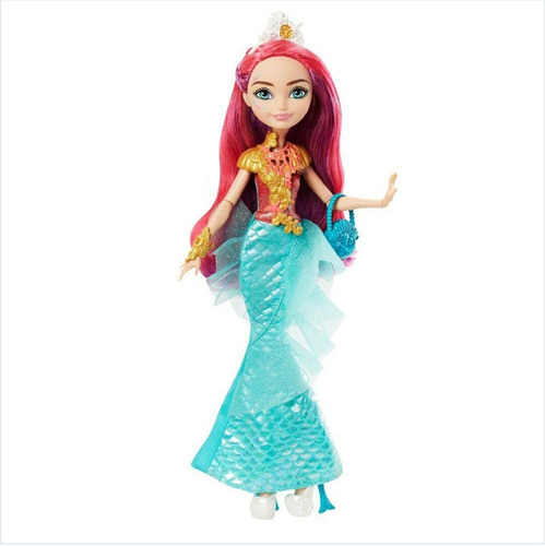 ever after high - royal rebel - meeshell mermaid - mattel