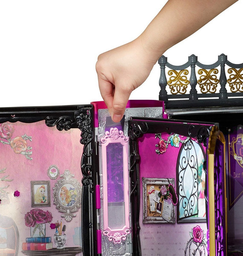 ever after high thronecoming set muñeca briar juguete niñas