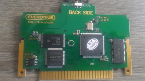 everdrive n64 ed64 v2.5 krikzz pega nes cartao 16gb class10
