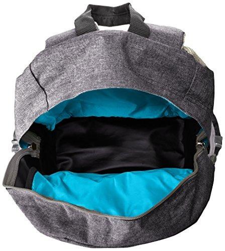 everest portátil con estilo mochila, carbón de leña, un tam