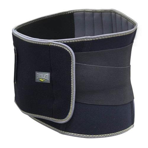 everlast cinturón para soporte de espalda y abdomen - barulu