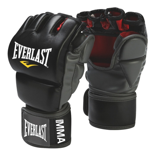 everlast - guante de artes marciales - mma