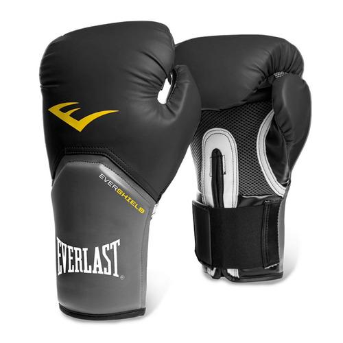 everlast guante de boxeo evershield bk - barulu