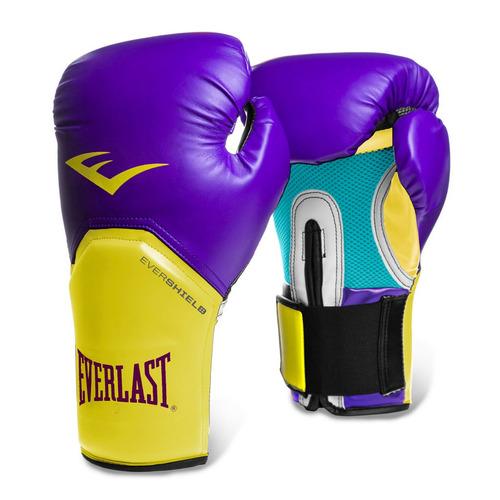 everlast guante de boxeo evershield pr/yw - barulu
