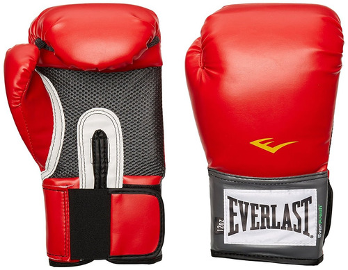 everlast guantes de box (8, 12, 14 y 16 onzas)