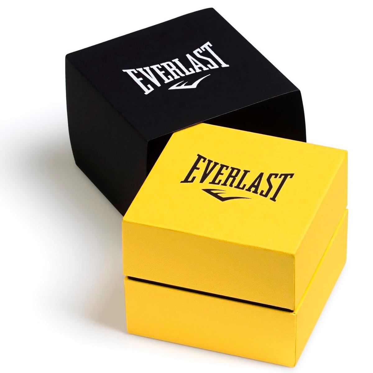 5275e07bdd1 Relógio Everlast Masculino Analógico E525 - R  999