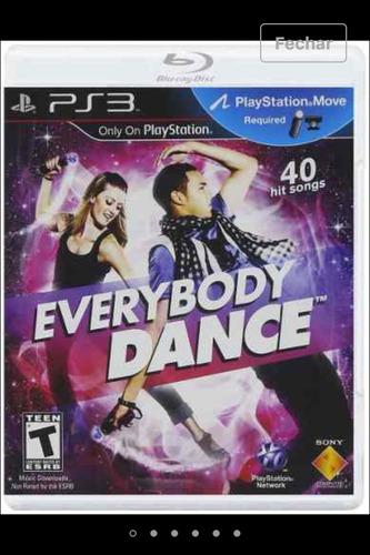 everybody dance lacrado e original !