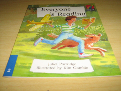 everyone is reading - cambridge storybooks level 2