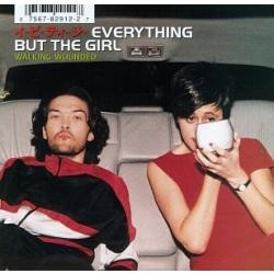 everything but the girl - cd walking wounded - importado