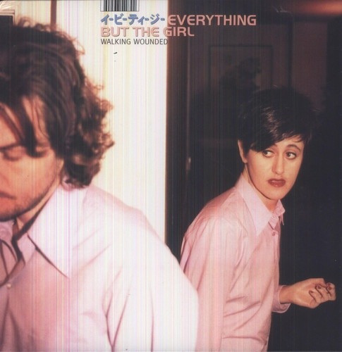 everything but the girl walking wounded - vinilo ep