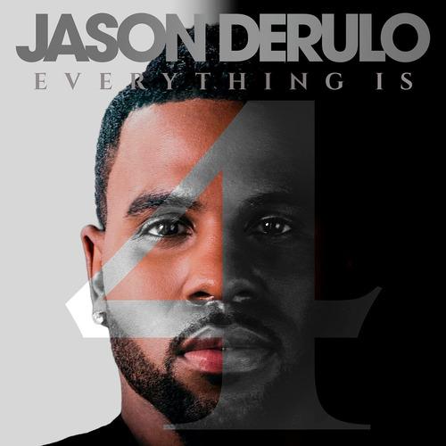 everything is 4 jason derulo disco cd con 11 canciones