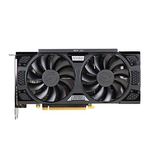 evga geforce gtx 1050 ti ssc gaming acx 3.0, 4 gb gddr5, dx1