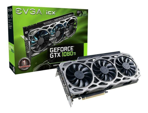 evga nvidia geforce gtx 1080 ti icx gaming 11gb gddr5x
