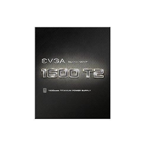 evga supernova 1600 t2 80+ titanio, 1600w modo eco totalment