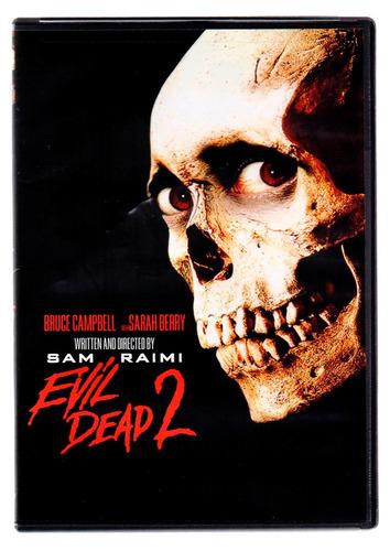 evil dead 2 dos sam raimi pelicula importada dvd