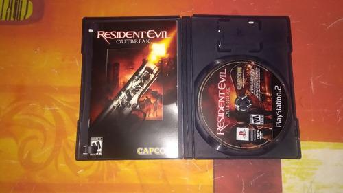 evil outbreak resident
