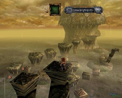 evil twin - playstation 2 -