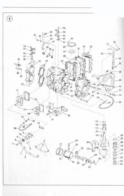 Evinrude manuales de taller