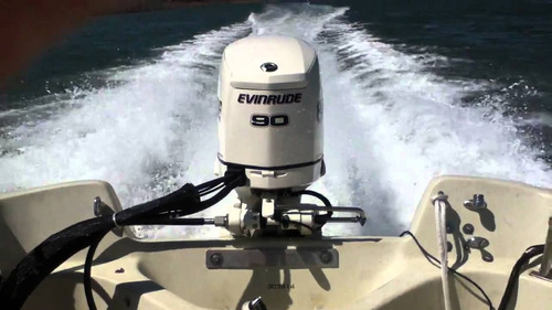evinrude e-tec 90 hp okm 2018 pronta entrega miami nautica