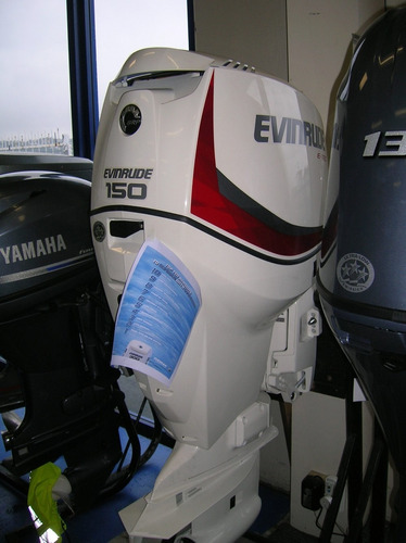 evinrude e-tec e150dsl 150 hp motor fuera de borda