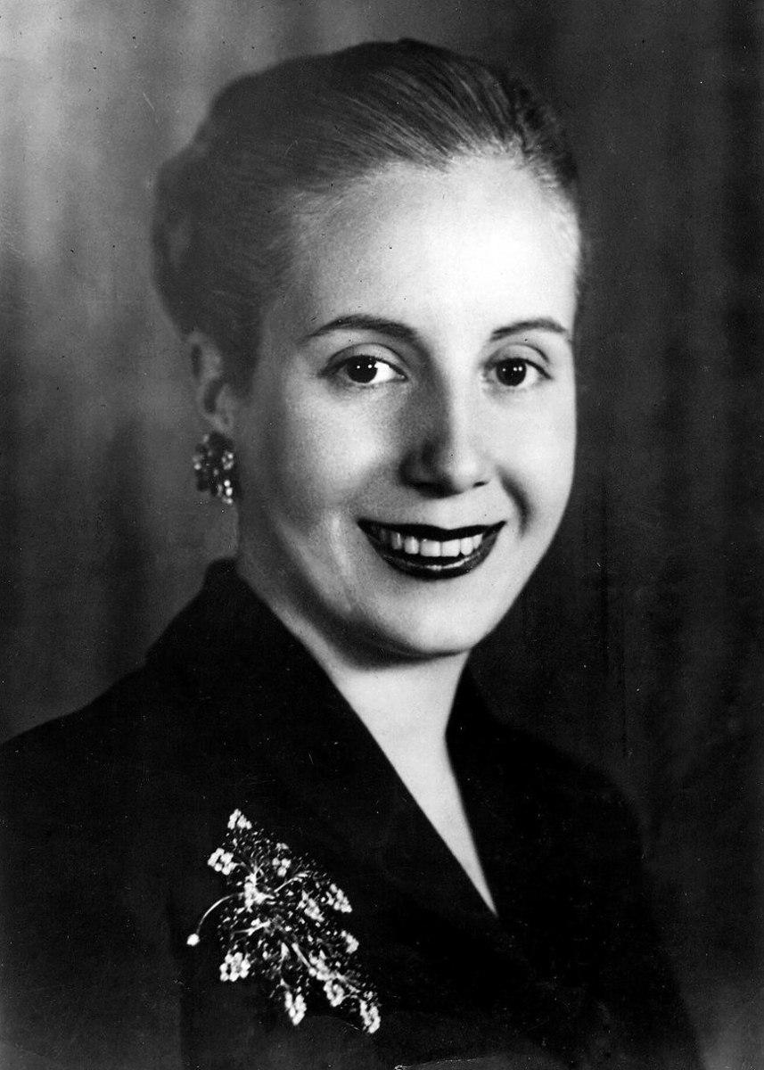 Eva Perón| La mujer que hizo llorar a todo un país
