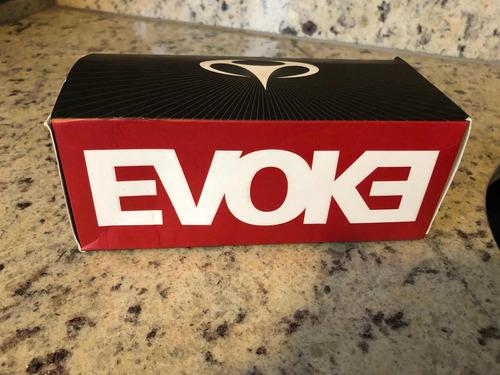 evoke amplifier black shine