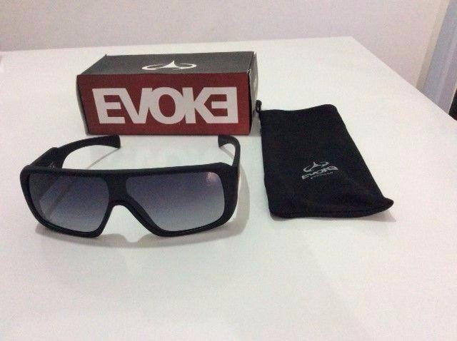 Evoke Amplifier Polarizado Preto Degradê - R  50,00 em Mercado Livre 8bc0b19003
