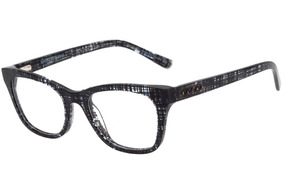 8b5028a0b Evoke For You Dx4 - Óculos De Grau E02 Black Shine - Lente