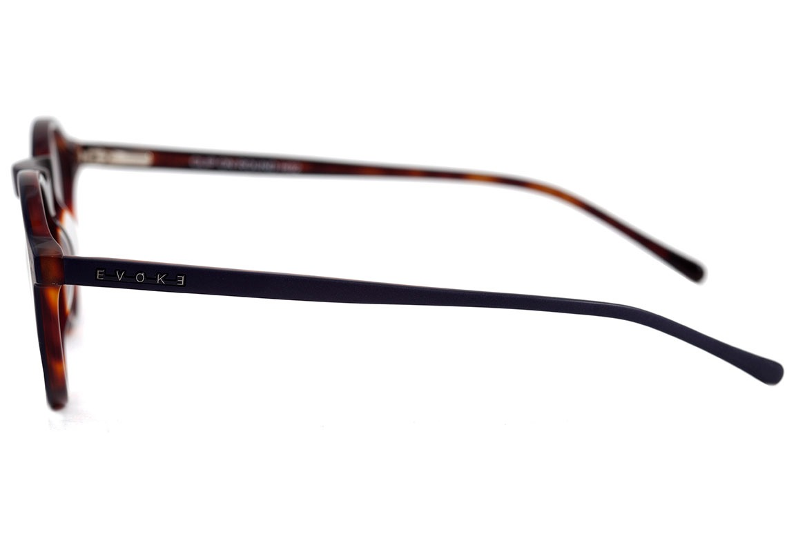 Evoke Round Clip On - Óculos De Grau H02 Purple Demi  G15 - R  649 ... c388e0638f