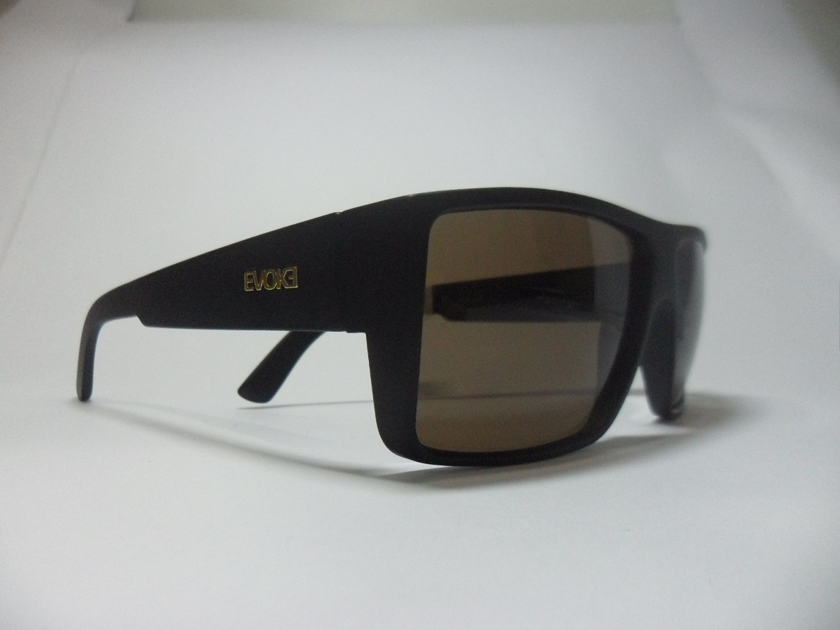 ca34765271ff1 Evoke The Code - Óculos De Sol Black Matte  Gold - R  350,00 em ...