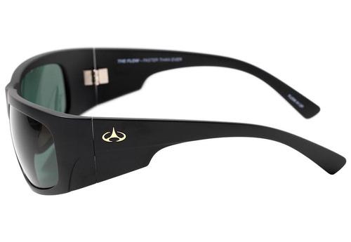 c83abe75e Evoke The Flow - Óculos De Sol A12p Black Matte/ G15 Polariz - R ...