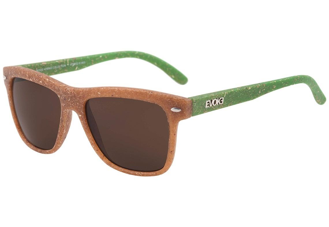 evoke wood hybrid iii - óculos de sol wood hybrid - a03. Carregando zoom. 13f6f25c8a