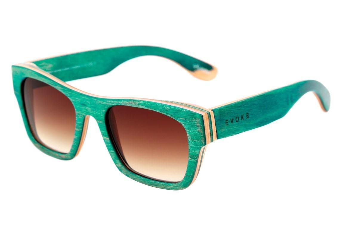 0825cf304 Evoke Wood Series 02 Madeira - Óculos De Sol - R$ 199,99 em Mercado ...