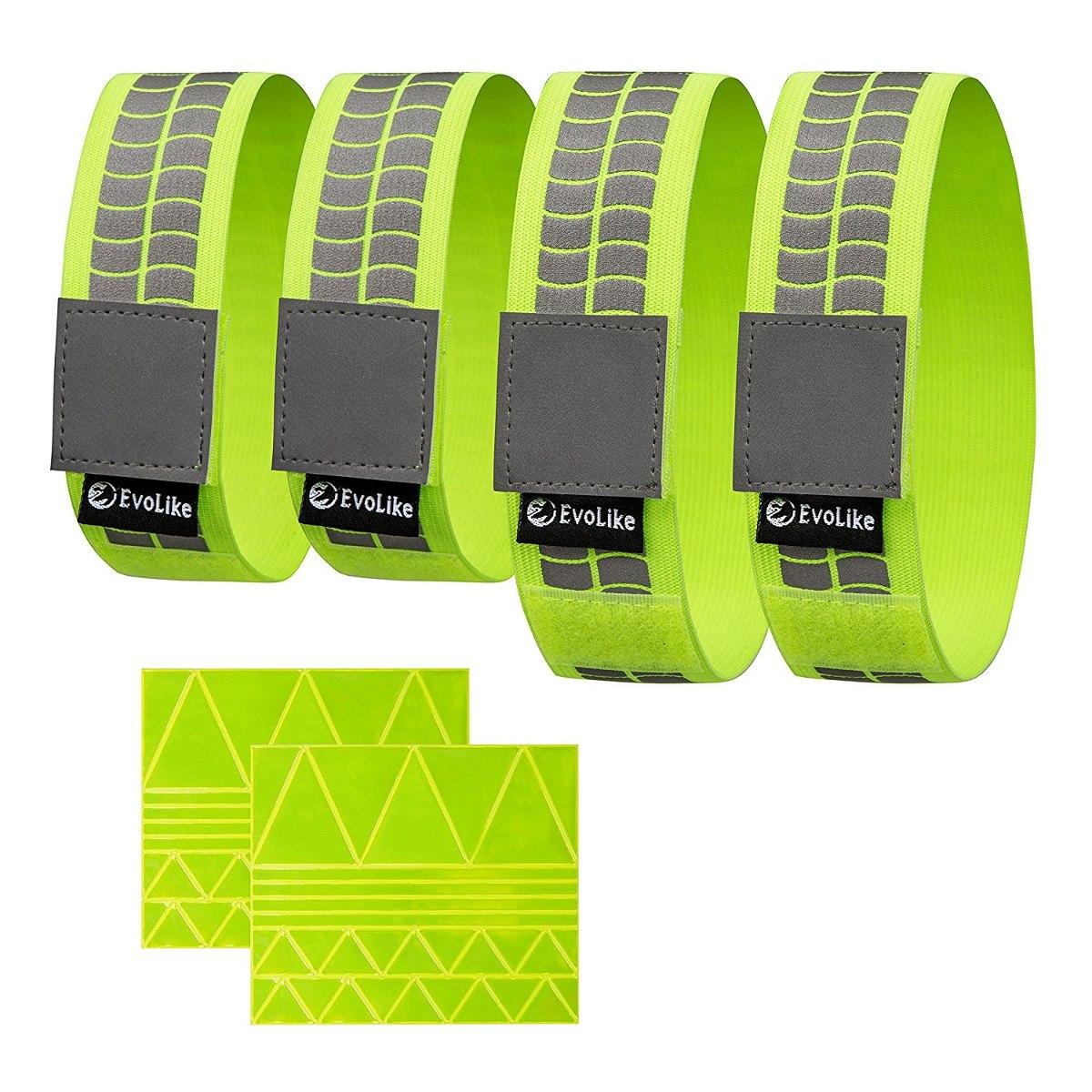 5d2d0a7540a6 Evolike Premium Pulseras Reflectantes Brazaletes Para Cin ...
