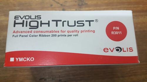 evolis high trust