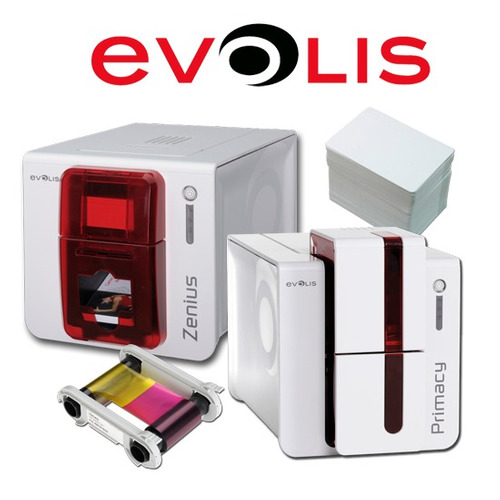 evolis zenius, evolis autorizado, zebra