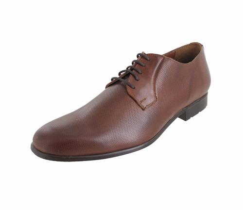 evolución-zapato de vestir-25801-brandy
