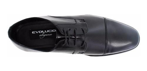 evolución-zapato de vestir ternera-20002-negro