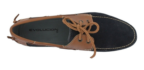 evolución -zapato top sider-10401-b-blue navy