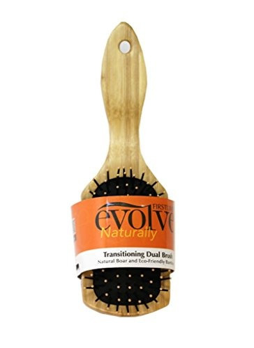 evolve cushion paleta bamboo cepillo