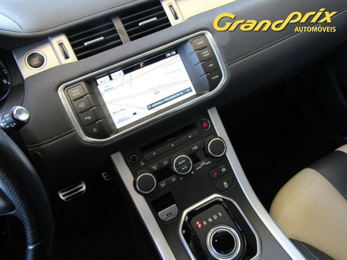 evoque 2.0 16v si4 gasolina se dynamic 4wd automática 2014