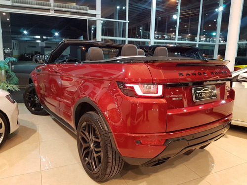 evoque cabrio land rover