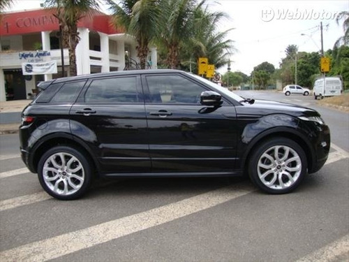 evoque dynamic a mais top. baixissima km!