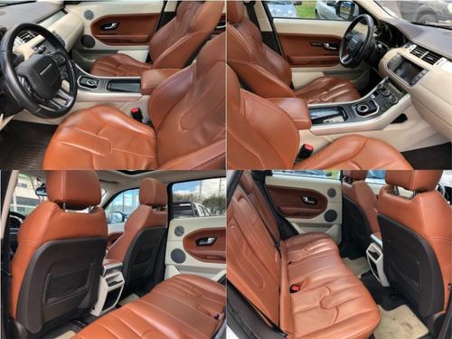 evoque prestige 2012 interior caramelo ent r$ 3990,00 + 48x