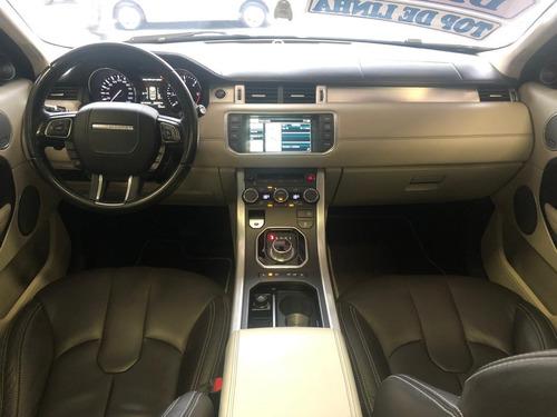 evoque prestige 2.2 diesel 2015