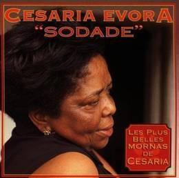 evora cesaria sodade les plus belles mornas de cesa cd nuevo
