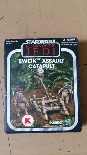 ewok assault catapulta, starwars